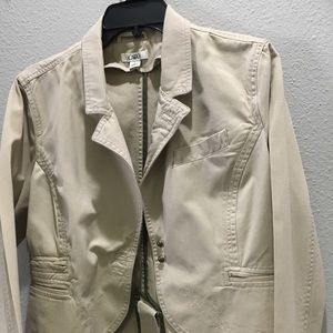 Jackets & Blazers - CATO fitted jacket, tan